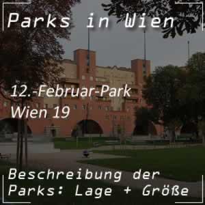 Wiener Park: 12. Februar Park
