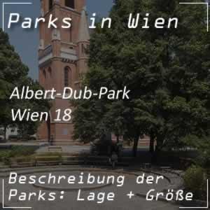 Wiener Park: Albert-Dub-Park