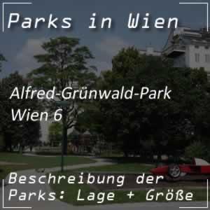 Wiener Park: Alfred-Grünwald-Park