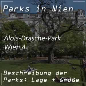 Wiener Park: Alois-Drasche-Park