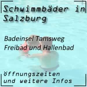 Badeinsel Tamsweg