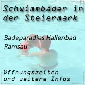 Badeparadies Hallenbad Ramsau am Dachstein