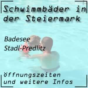Badesee Stadl-Predlitz