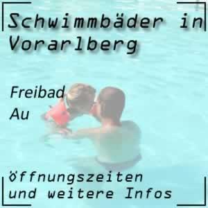 Freibad Au Bregenzer Wald