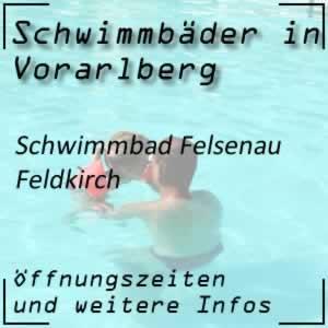 Freibad Feldkirch Felsenau