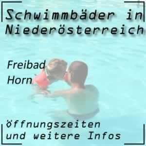 Freibad Horn