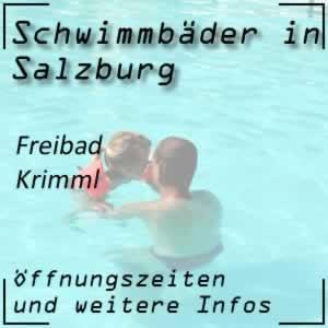 Freischwimmbad Krimml