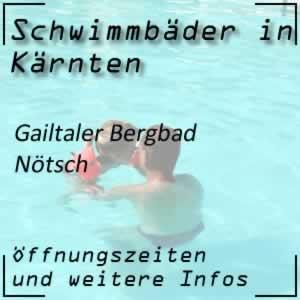 Gailtaler Bergbad Nötsch
