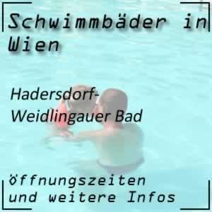 Freibad Hadersdorf-Weidlingau Wien 14