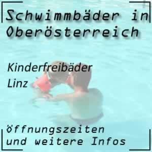 Kinderfreibäder Linz