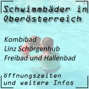 Schörgenhub Kombibad Linz