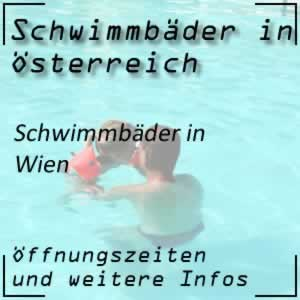 Schwimmbäder in Wien