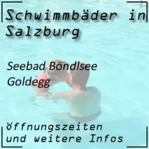 Seebad Böndlsee Goldegg