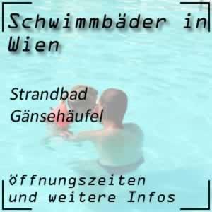 Gänsehäufel Strandbad Wien
