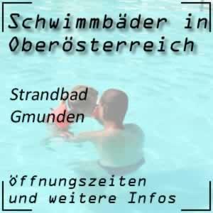 Strandbad Gmunden Traunsee