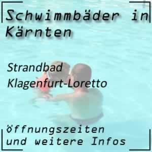 Strandbad Klagenfurt-Loretto