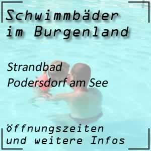 Strandbad Podersdorf am See