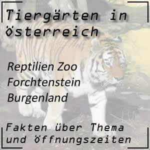 Reptilien Zoo Forchtenstein Burgenland