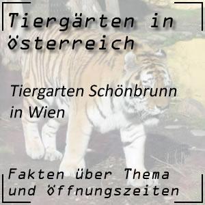Tiergarten Schloss Schönbrunn