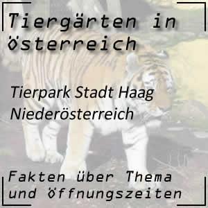 Tierpark Stadt Haag Niederösterreich