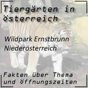 Wildpark Ernstbrunn in Niederösterreich