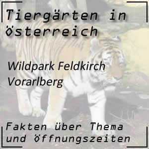 Wildpark Feldkirch in Vorarlberg