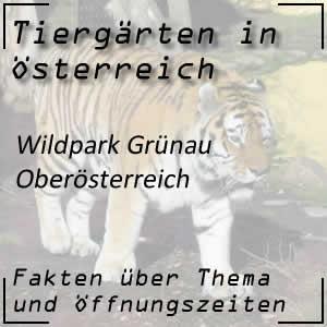 Wildpark Grünau in Oberösterreich