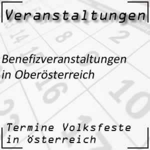 Benefizveranstaltungen Oberösterreich