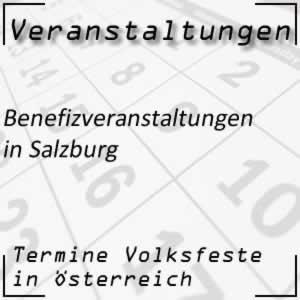 Benefizveranstaltungen in Salzburg