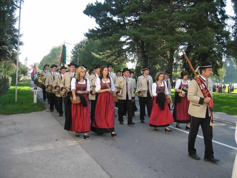Erntedankfest im Burgenland