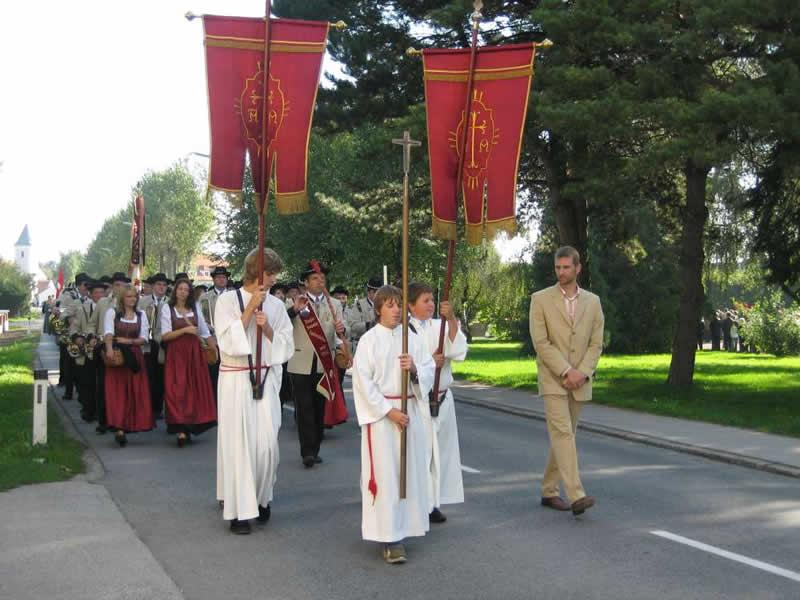 Erntedankfest in Kärnten