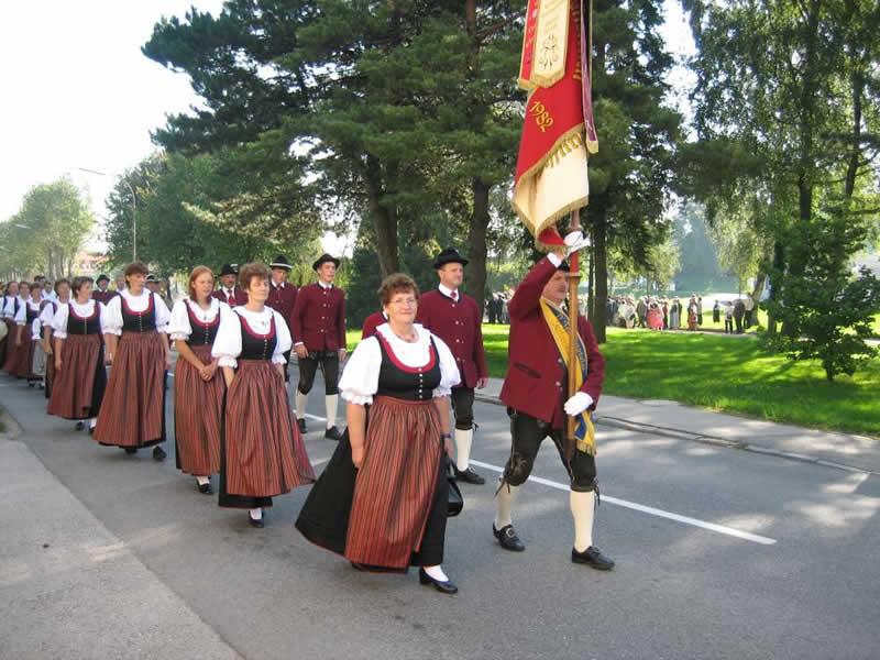 Erntedankfest in Niederösterreich