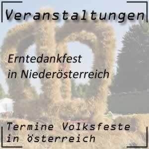 Erntedankfest Niederösterreich