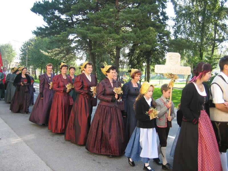 Erntedankfest in Salzburg