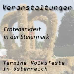 Erntedankfest Steiermark