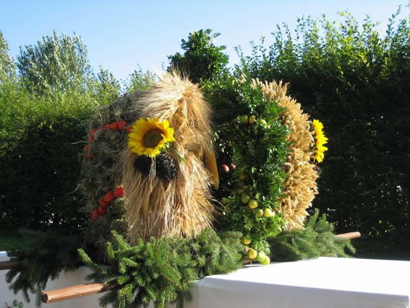 Erntedankfest in Tirol