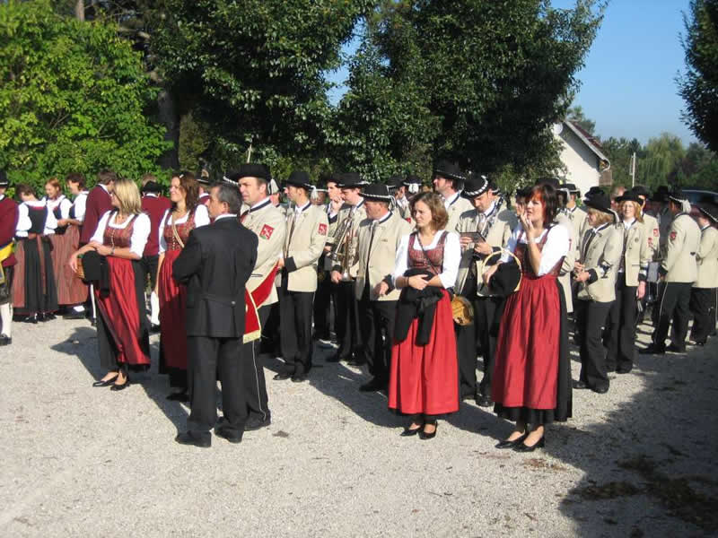 Erntedankfest in Vorarlberg