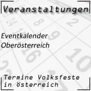 Eventkalender Oberösterreich Veranstaltungen