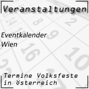 Eventkalender Wien Veranstaltungen