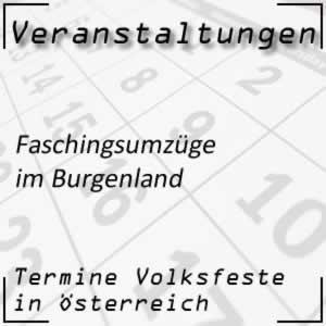 Faschingsumzug Burgenland