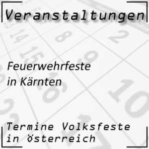 Feuerwehrfest Kärnten