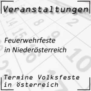 Feuerwehrfest Niederösterreich