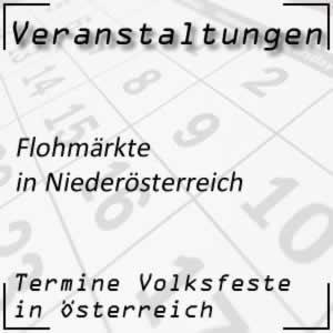 Flohmarkt Niederösterreich