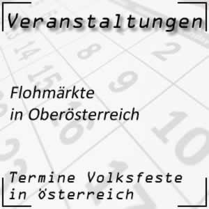 Flohmärkte in Oberösterreich