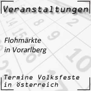 Flohmarkt Vorarlberg