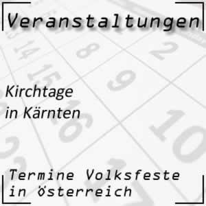 Kirchtag Kärnten
