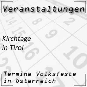Kirchtag Tirol