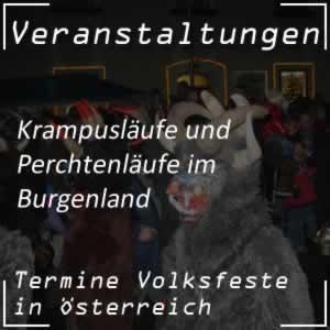Krampuslauf Burgenland