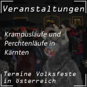 Krampuslauf Kärnten