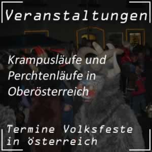 Krampuslauf Oberösterreich
